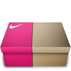 Box Pink by JulieSpoon