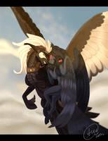 pony-parrots comm
