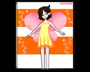 Artfight: Fairy girl
