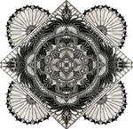 Pattern Retouched - Color Burn