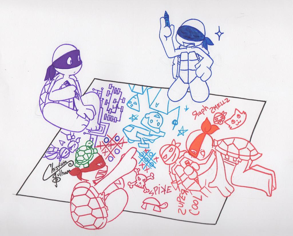 Doodles by teneelilangel