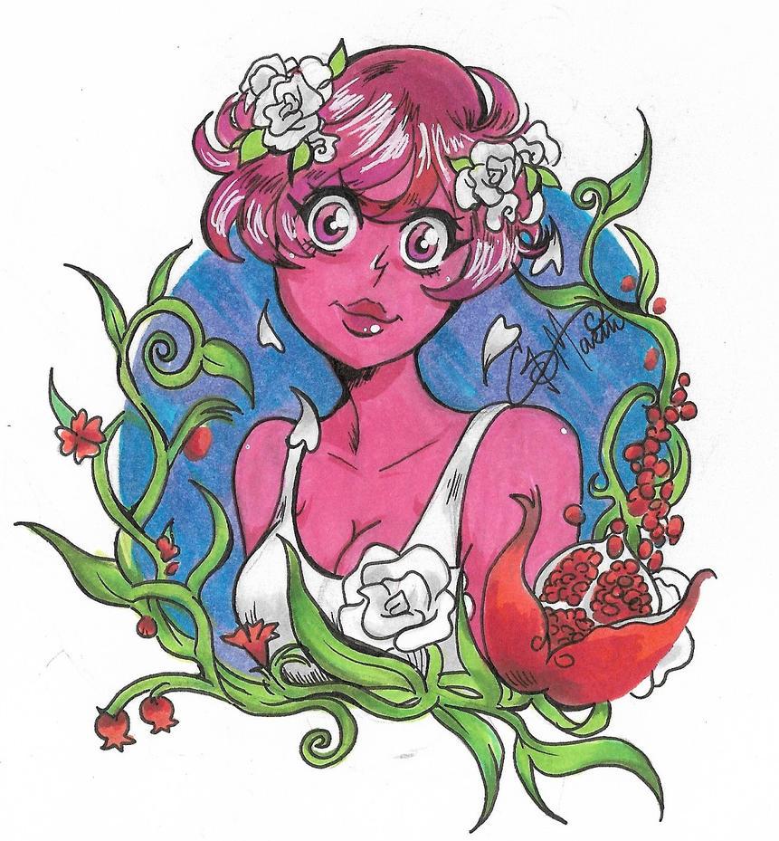 Flower child by teneelilangel