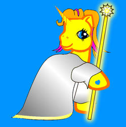 Brights Brightly (cleric of Pelor)