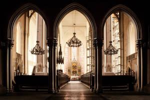 Gothic Arches by KonradJanicki