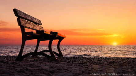 Enjoy the view by KonradJanicki