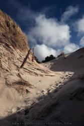 wavy dunes
