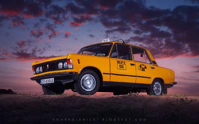 Polish Fiat 125p