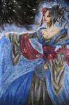 .: The girl with the kimono :.