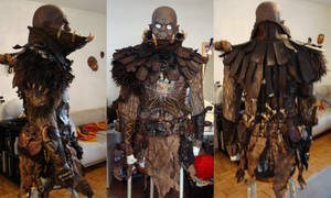 Shaman orc armor by silvercrow