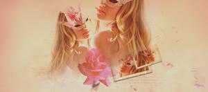 Mask Girl Layout