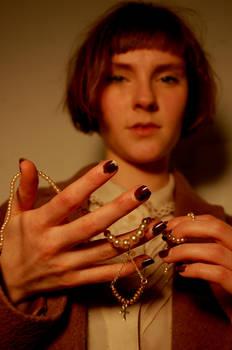Jewellery Hand Photography  #2