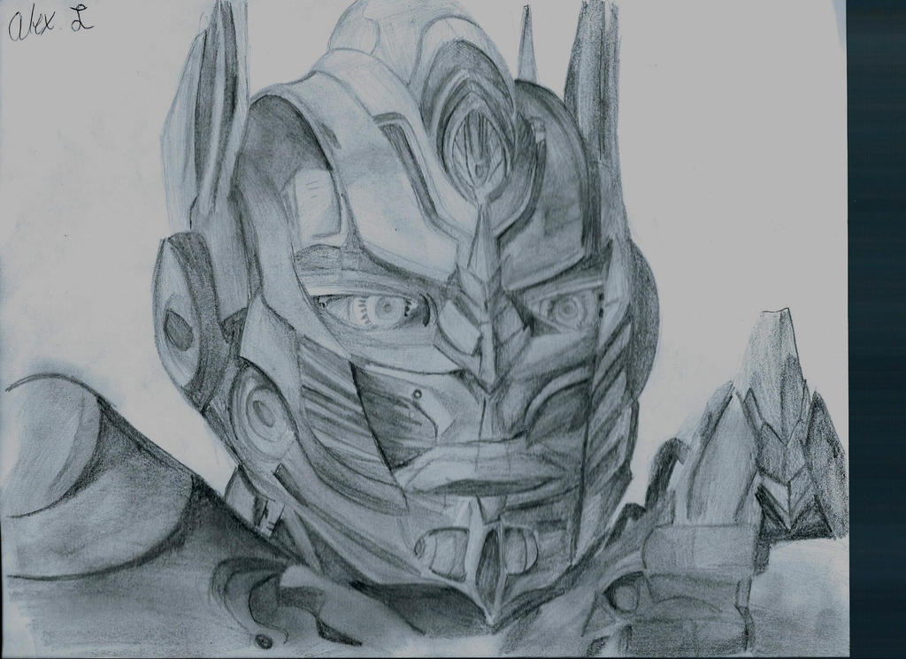 Optimus Prime Age of Extinction by happyface44100