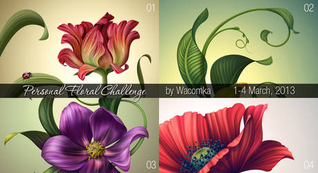 Floral Challenge