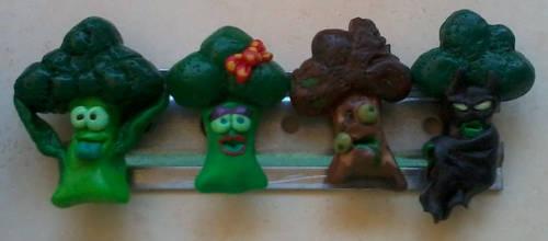 Brokuly (Broccoli) by nayialovecat