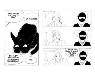 Kuro and Ninja - 53 EN