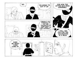 Kuro and Ninja - 54 EN