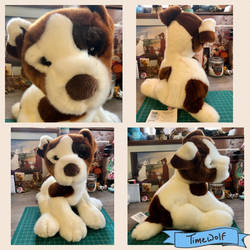 Chipper the Jack Russell NWT