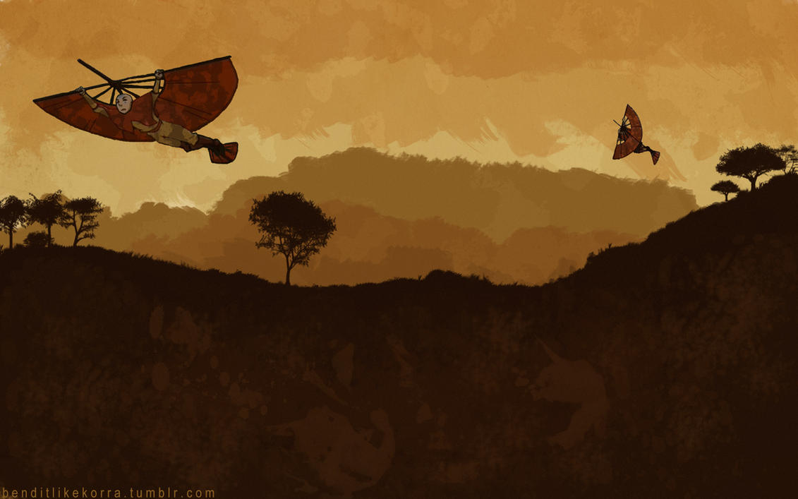 The Last Airbenders by BenditlikeKorra