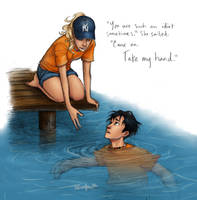 Take my hand by Isuani