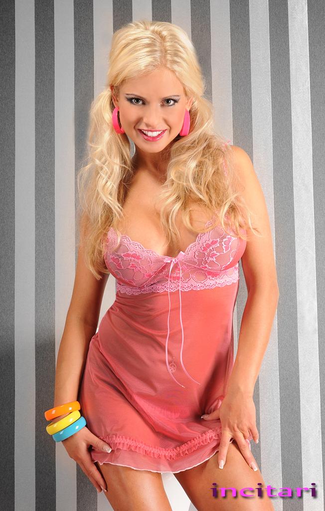 Pink beauty by incitari