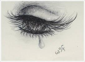 Sadness by w9f