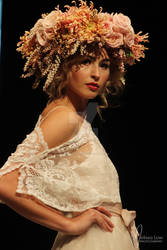 A La Robe Wedding Dress - NZFW 2012