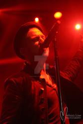 OneRepublic's Ryan Tedder in Auckland, New Zealand