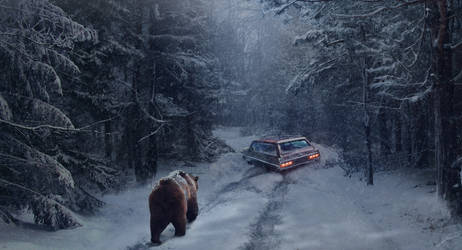 Bear Exterior