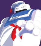Stay-Puft Marshmallow Man