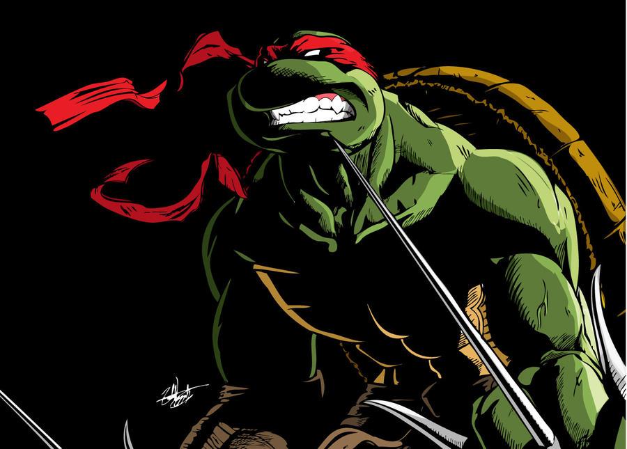 Raphael, by Zatch by Jabroni312