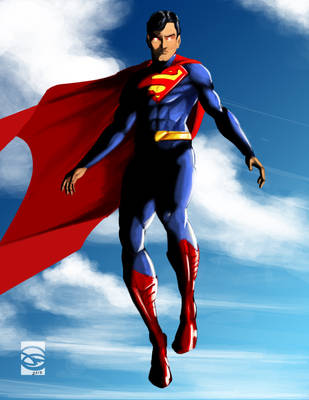 Man of Steel by Jabroni312