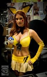 Sexy Pikachu by Jabroni312