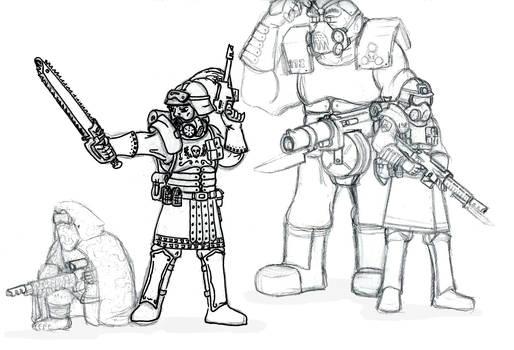 Mergarian Guard