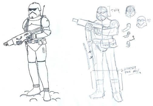 New Empire Stormtrooper