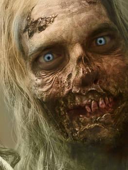 Zombie Ryan Face