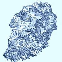 Poseidon by ARTificialphanTOM