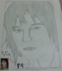 F4 - vic zhou by simplyren