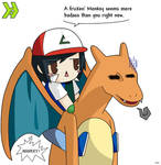 Charizard cannot learn Fly