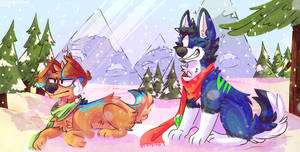 Winters by DogFwish