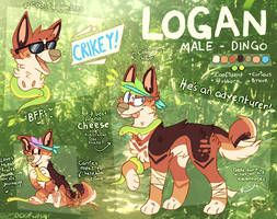 Law of the Jungle - ADOPT AUCTION by DogFwish