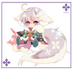 [CLOSED] PuffyPouri ADOPTABLE 02 - AUCTION