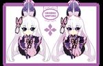[CLOSED] Adoptable - PuffyPouri Species 11