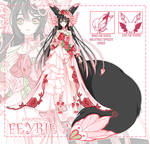 [CLOSED] FEYRIE 3 Adoptable - Closed species