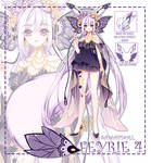 [CLOSED] FEYRIE 4 Adoptable - Closed species