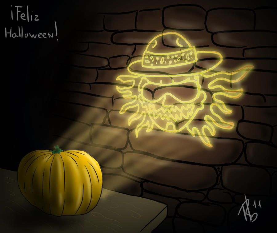 Halloween Dross by raffabr94