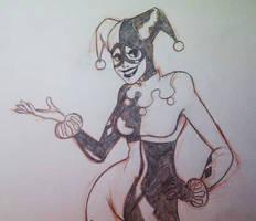 Harley Quinn by raffabr94