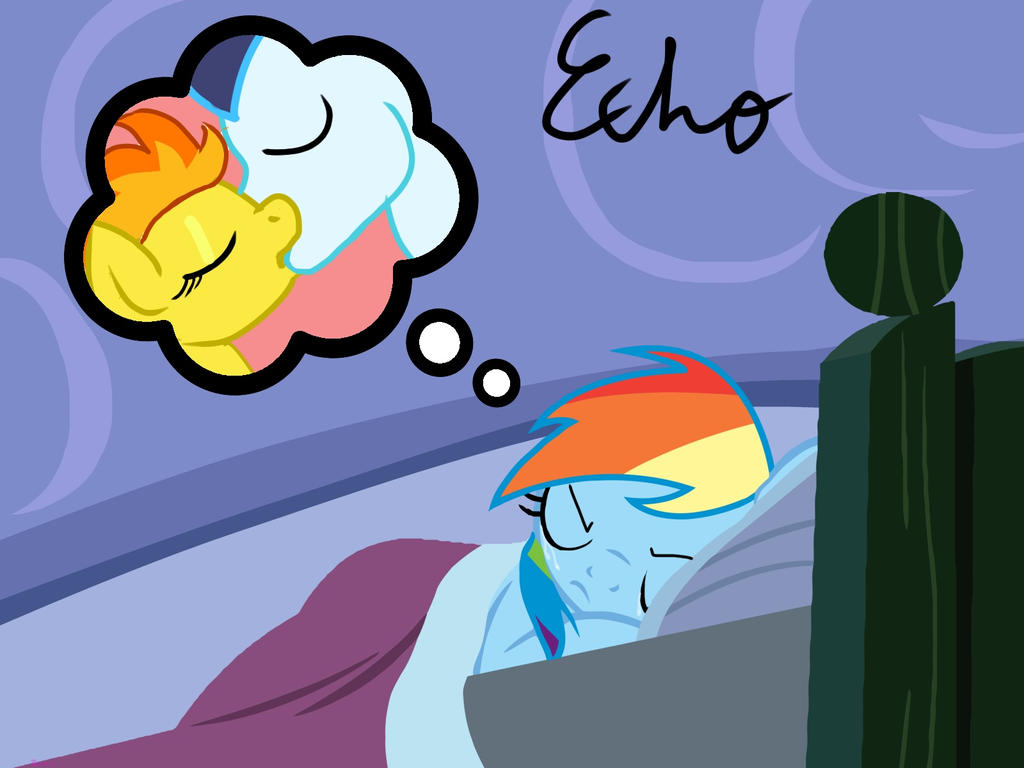 Rainbow dash regrets spying on the Wonderbolts by Spitfire ...