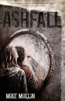 Ashfall Book Cover by Anacorreal