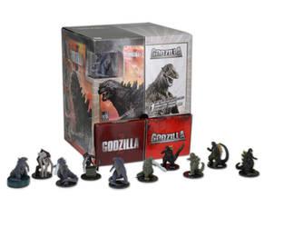 NEW Godzilla 2014 mini-figures! by Mr-X-The-Kaiju-Freak