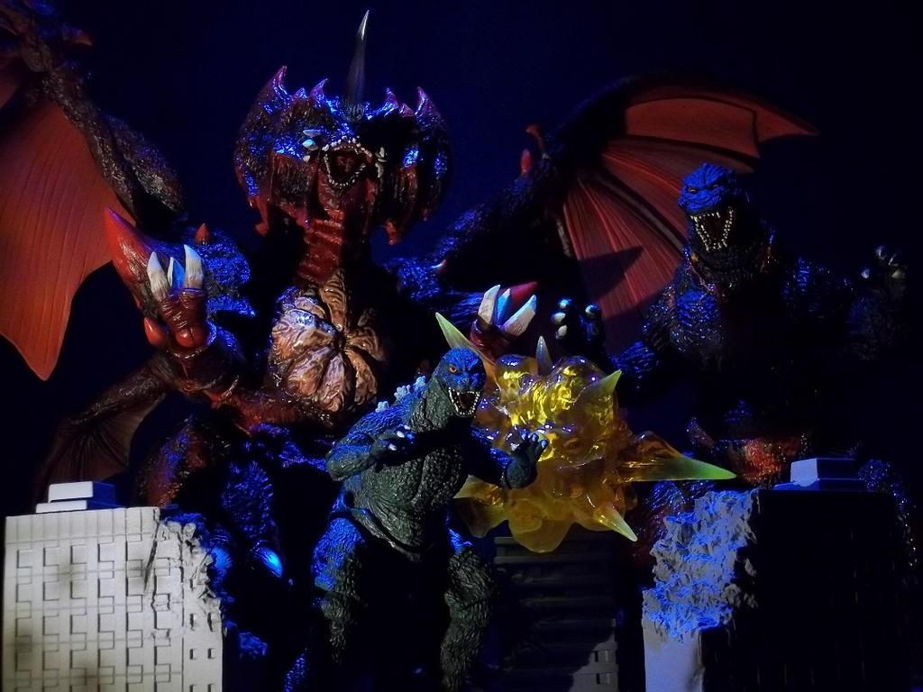 S.H. Monsterarts Godzilla Junior (3) by Mr-X-The-Kaiju ...